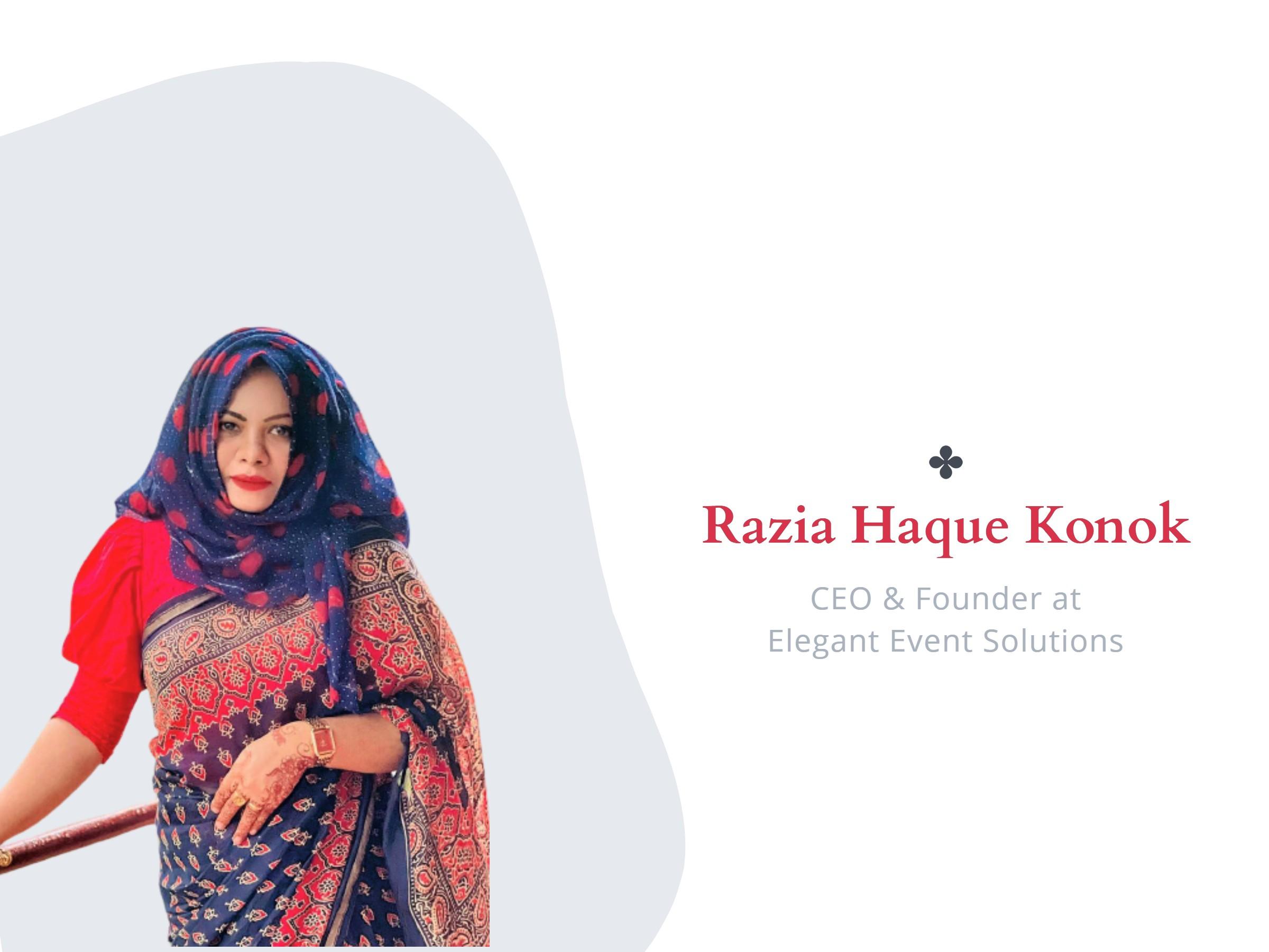 Razia Haque Konok